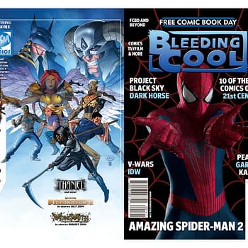 FCBD Los Angeles &#8211 A New Editor And Publishers Take