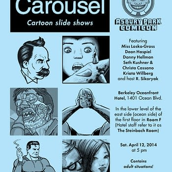 Asbury Park Comic Cons Carousel Comics Performance Gets Totally NSFW