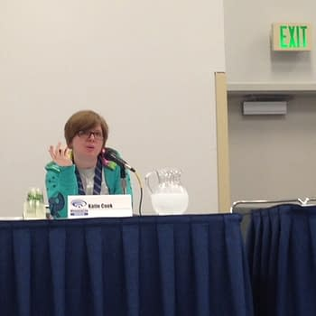 I Like Taking Characters Down A Notch &#8211 Katie Cook at Wondercon
