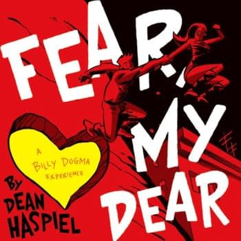 MoCCA Fest Boasts Advance Copies Of Paul Pope's Escapo And Dean Haspiel's Fear My Dear