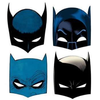 Free Capes, Masks And A Brad Meltzer/Chip Kidd Comic For Batman Day In July