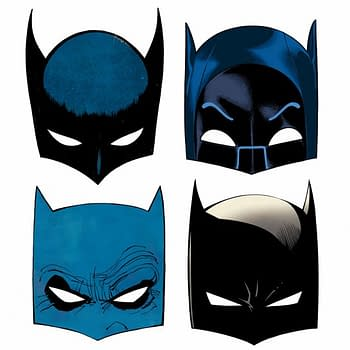 Free Capes Masks And A Brad Meltzer/Chip Kidd Comic For Batman Day In July