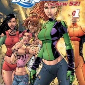 Sexy New Gen-13 To Replace Teen Titans