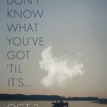Teaser Poster For David Fincher's Gone Girl