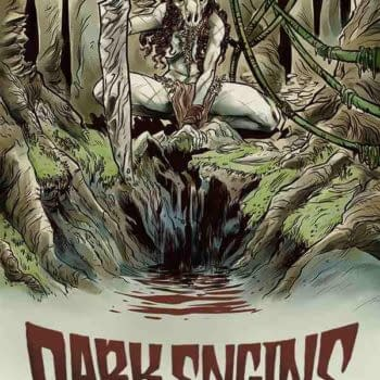 Dark Engine #1, Your Latest Shiny Shiny Hole In Your Comic Collection From Image Comics In July