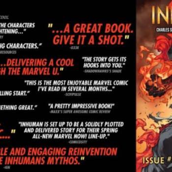 How Marvel Will Make People Love Inhuman #1