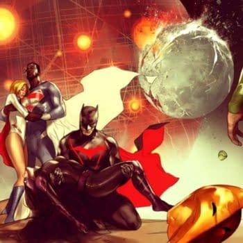 TOLDJA: Third DC Weekly To Be Earth 2: World's End
