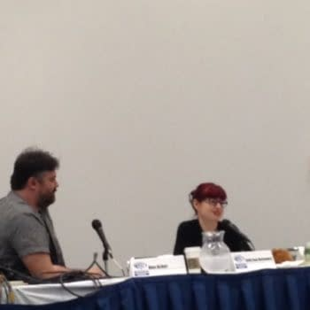 Wondercon: Kelly Sue DeConnick's Bitch Planet – Out In November, Folks! (UPDATE)