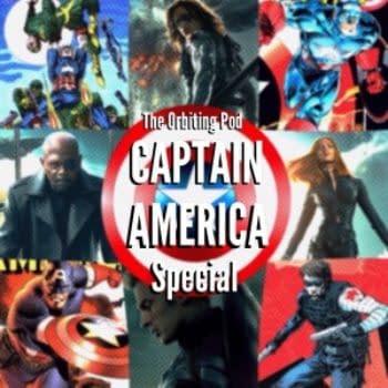 Orbiting Around Captain America – Celebrating Kirby, Waid, Brubaker, Latour And More