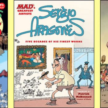 Wondercon: Sergio Aragones And Mark Evanier Talk Groo And Mad At The Sergio & Mark Show