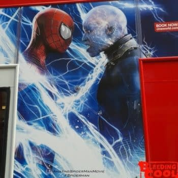 Your Spider-Man/Electro Shipping Starts… Here