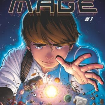 Being A Star Mage Can Change Your Life And So Can Science Fiction – The Bleeding Cool Interview With J.C. De La Torre, Plus Preview