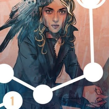 """""""Best Instagram Ever"""" – A Preview Of Warren Ellis And Tula Lotay's Supreme: Blue Rose"""