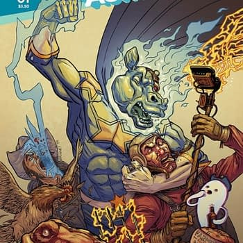 Ryan Brownes God Hates Astronauts Goes Ongoing With Image Comics