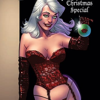 A Black Kiss Christmas Special&#8230. In July