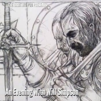 Orbiting Around Game of Thrones Storyboarder Will Simpson!