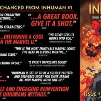 Those Inhuman #1 Quotes In Full