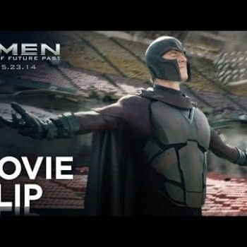 Magneto Shows Off The Extent Of His Powers In This Brief X-Men: Days of Future Past Clip
