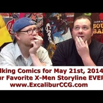Talking Comics – Discussing This Week's Upcoming Titles From Batman And Frankenstein To MPH And The Latest Broadcast