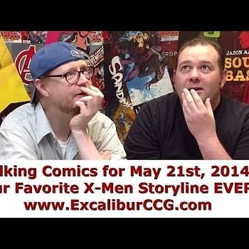 Talking Comics &#8211 Discussing This Weeks Upcoming Titles From Batman And Frankenstein To MPH And The Latest Broadcast