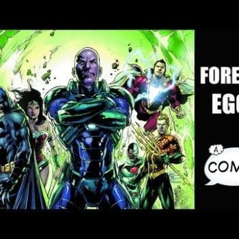 A Comic Show – Justice Lex's Forever Ego