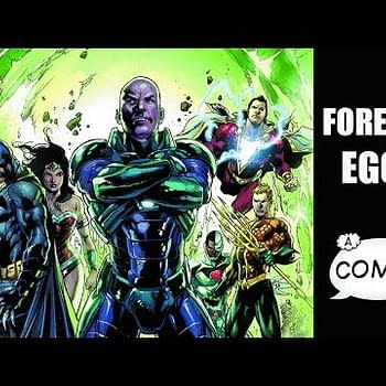 A Comic Show &#8211 Justice Lexs Forever Ego