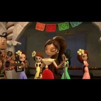 Guillermo Del Toro Produced 'The Book of Life' Gets A First Trailer