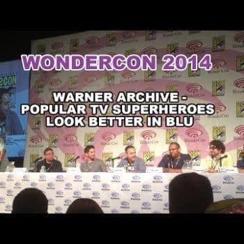 Warner Archive Collection's Wondercon Panel