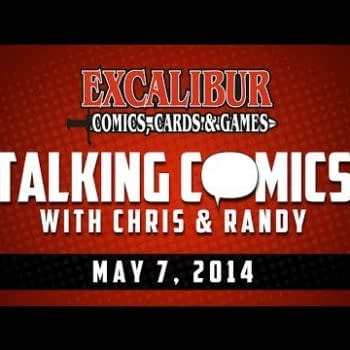 Talking Comics – Discussing This Week's Upcoming Titles From Original Sin To Nailbiter And The Wake