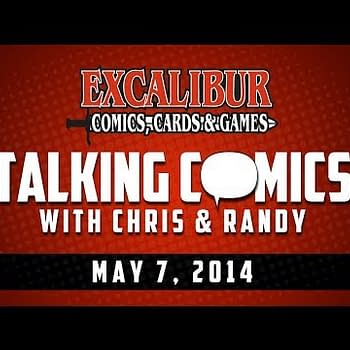 Talking Comics &#8211 Discussing This Weeks Upcoming Titles From Original Sin To Nailbiter And The Wake