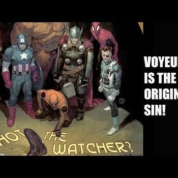 A Comic Show &#8211 From Original Sin To Futures End