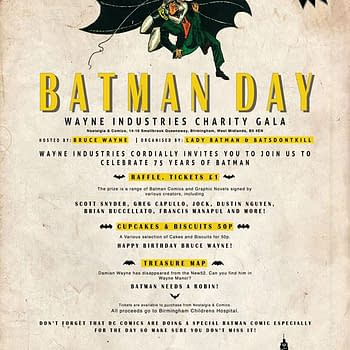 Batman Day: What Will You Be Doing On July 23rd To Celebrate
