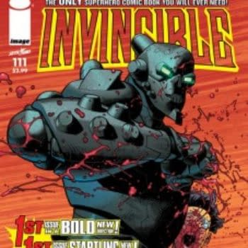 Amazing Spider-Man #2 Leads The Increase On Advance Reorders – With Invincible #111 Placing High As Well