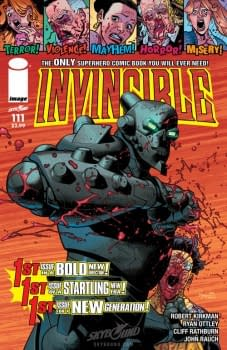 Amazing Spider-Man #2 Leads The Increase On Advance Reorders &#8211 With Invincible #111 Placing High As Well