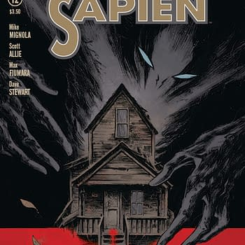 Abe Sapien #12 Goes American Gothic To Tell Very Human Stories