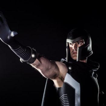 Bleeding Cosplay – From Magneto To Skyrim