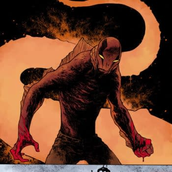 Special Preview: Dark Horse's 'Starting Points' Program Launches With Abe Sapien #13