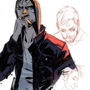 Talking With Brian Buccellato About His Sons Of The Devil Comic And Webseries On Kickstarter
