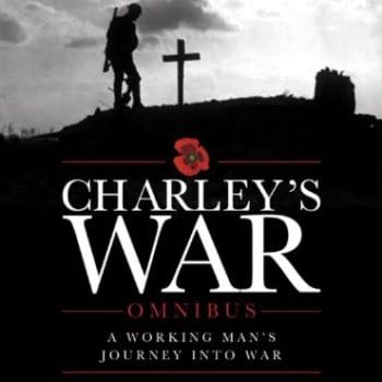 Charley's War To Get New Collections For 100th Anniversary Of The First World War – As Well As Sean Phillips' Void, Bisley's Four Horsemen, The Complete Brute! And Doctor Who Collections