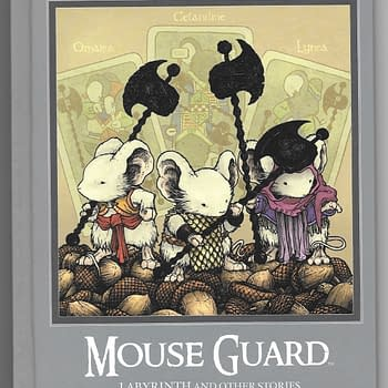 Free Comic Book Day Mouse Guard Hardcover In Full &#8211 For Free