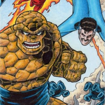 Artists Given Specific Instructions Not To Use Fantastic Four Characters (UPDATE)