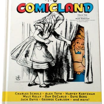 Alice in Comicland Gets Curiouser and Curiouser – Craig Yoe In the Bleeding Cool Interview