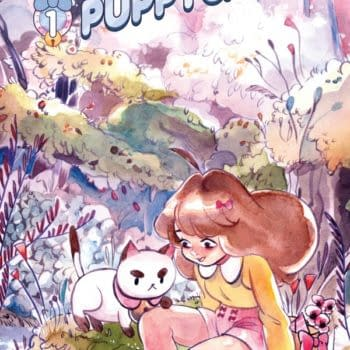 Bee And PuppyCat #1 Sells Out Of Its 17,500 Print Run