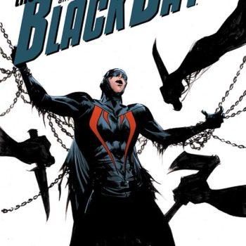 The Black Bat – Brian Buccellato Talks The Pulp Anti-Hero