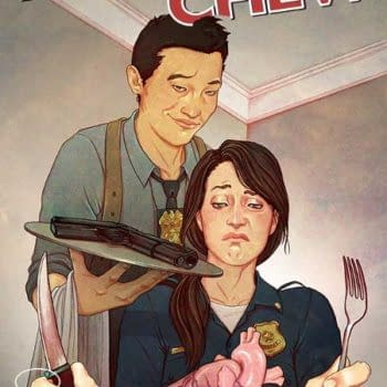 Image Watch: Talking About The Chew/Revival Crossover (And Poyo!) with John Layman