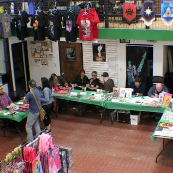 Family Friendly Comic Shop Raises Funds for Local Children's Hospital – Niles, Fialkov, Andreyko Pitch In