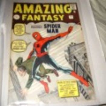 The Preston Market Comic Collection Of Everson Whittle – Amazing Fantasy #15 And On