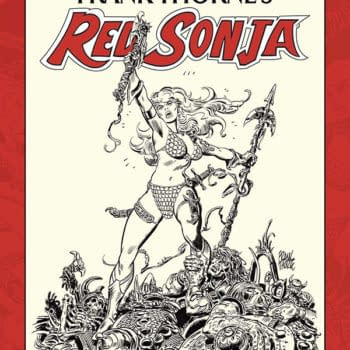 Frank Thorne's Red Sonja Art Edition Review And Volume 2