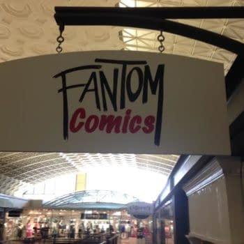Celebrating Free Comic Book Day At Washington DC's Fantom Comics