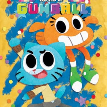 Boom! Studios Introduces Us To The Amazing World Of Gumballs And Covers Galore